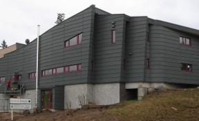 Bâtiment d'accueil station Lac Blanc
