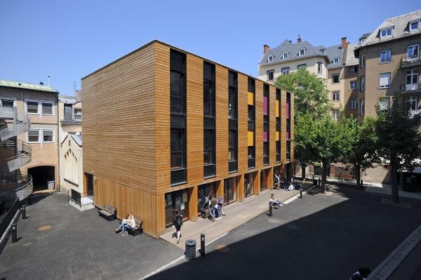 Lycée des Pontonniers