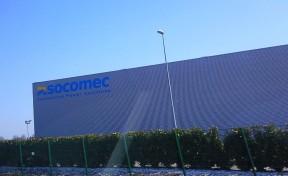 Entrepôt Socomec