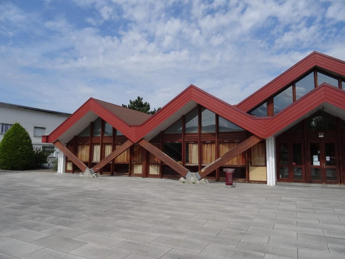 Réhabilitation d'un centre culturel